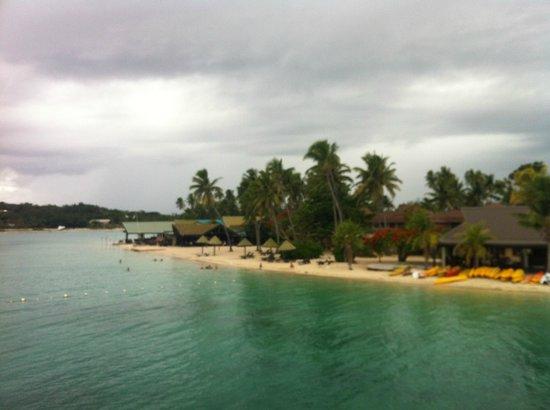 Plantation Island Resort: Plantation Island from the boat