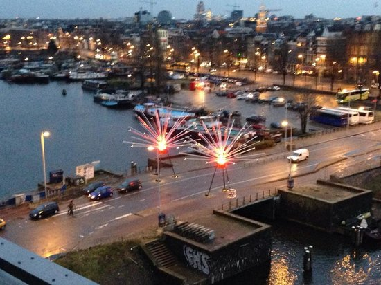 DoubleTree by Hilton Hotel Amsterdam Centraal Station: Vue