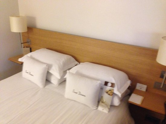 DoubleTree by Hilton Hotel Amsterdam Centraal Station: Chambre Queen Executive avec balcon prive