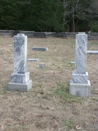 Pea Ridge National Military Park: Ford Cemetery