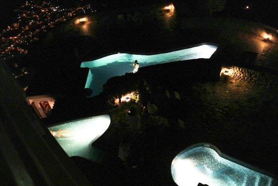 Luna Runtun, Adventure SPA: de noche
