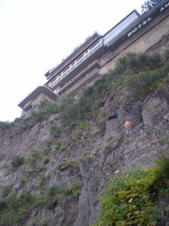 """Grand Hotel Ambasciatori: Casi diría """"lo mejor de Italia""""...."""