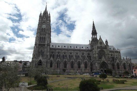 Basílica: Vista da Basilica