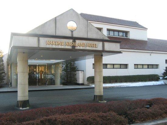 Hakone Highland Hotel: 外見