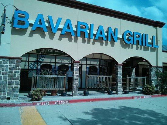 Bavarian Grill : Main Entrance @ I75 and Parker