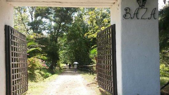 Hacienda Baza Hotel: Así le da la bienvenida la Hacienda Baza a sus visitantes