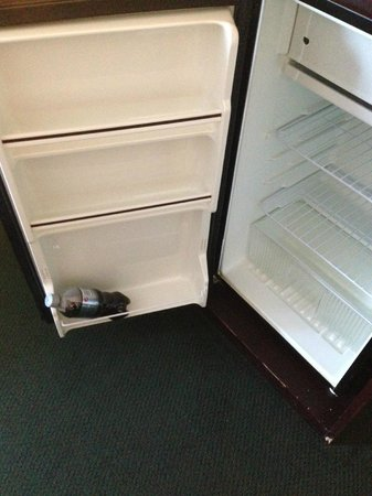 Ramada Groton: Someone else's leftovers