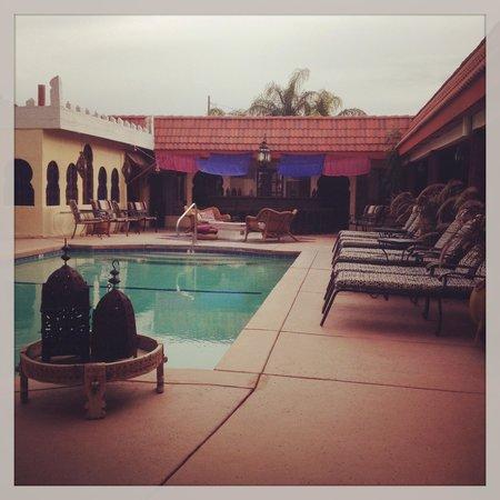 El Morocco Inn & Day Spa: lovely pool!