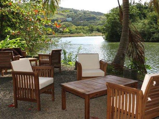 Kote lagon deshaies restaurant reviews phone number for Restaurant jardin botanique