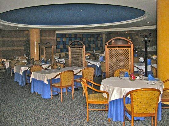 HCC Montblanc: Dining room