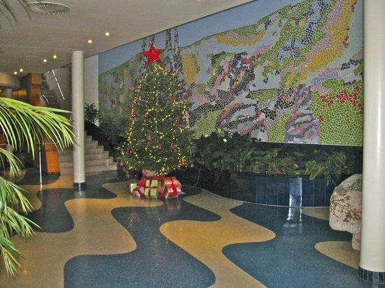 HCC Montblanc: Lobby area