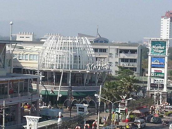 D Varee Diva Kiang Haad Beach: Panorama dalla camera