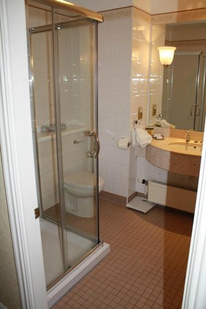 Kingsmills Hotel: washroom