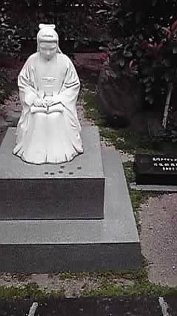 Kaneko Misuzu Memorial Museum: 屋外