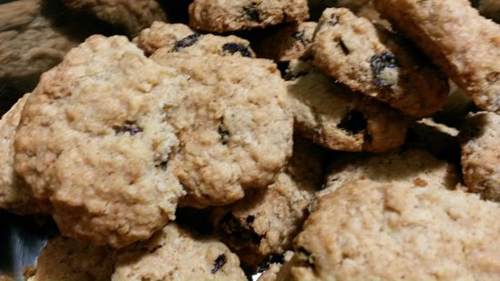 La Bendita: Homemade Cookies