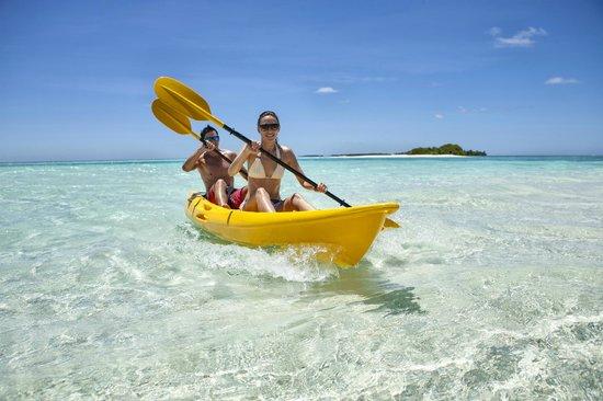 The Residence Maldives: Kayak