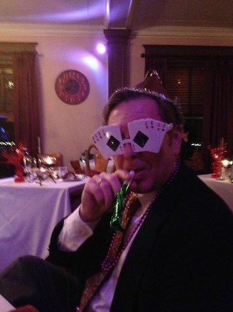 The Gateways Inn & Restaurant: The party animal
