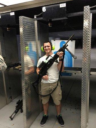 Battlefield Vegas : Nick about to FSU