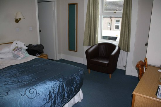 St Clair Hotel: room