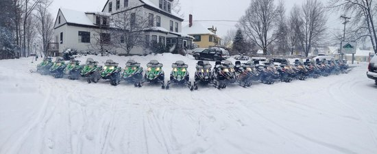 Northeast Snowmobile and ATV Rentals