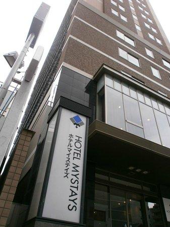 Hotel MyStays Kyoto Shijo: exterior
