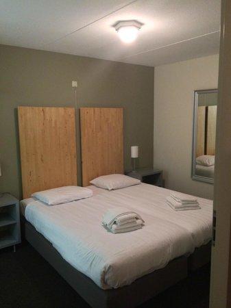 Resort Bad Boekelo: アパートメント(メインベッドルーム)