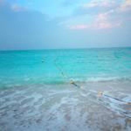 Okuma Beach: キレイすぎ♡