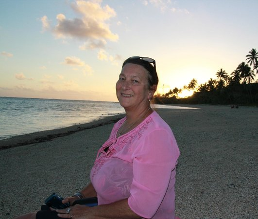 Fiji Hideaway Resort & Spa: Hideaways beach