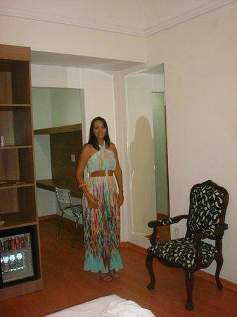 Premier Parc Hotel: Minha Mulher no Hotel