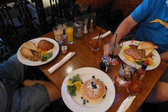 Dublin Square Pub: Irish Menu with an American twist
