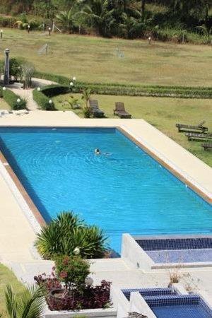Khao Lak Riverside Resort & Spa: Pool in January 2014