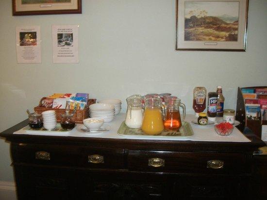 Emsley Guest House : Yummy Breakfast