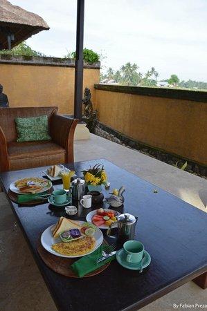 Mandala Desa: Desayuno.
