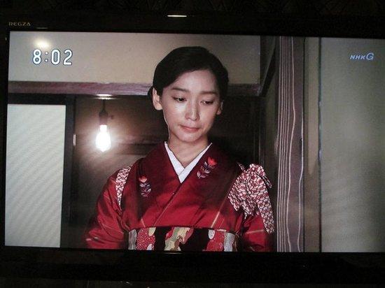 Hotel Mets Yokohama Tsurumi: メッツ鶴見東芝 REGZA 32型
