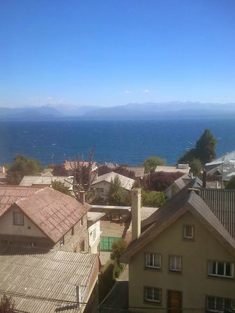 NH Bariloche Edelweiss: view from room