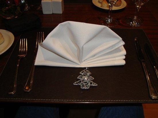 NH Bariloche Edelweiss : Christmas dinner