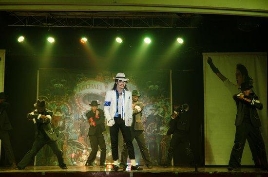 Paradisus Punta Cana Resort : Michael Jackson show
