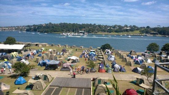 Cockatoo Island Nye Review