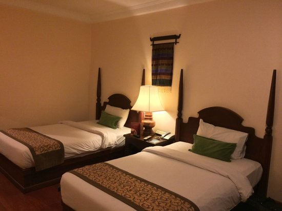 Prince D'Angkor Hotel & Spa: デラックスルーム