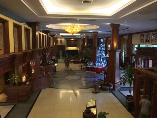 Prince D'Angkor Hotel & Spa: ロビー