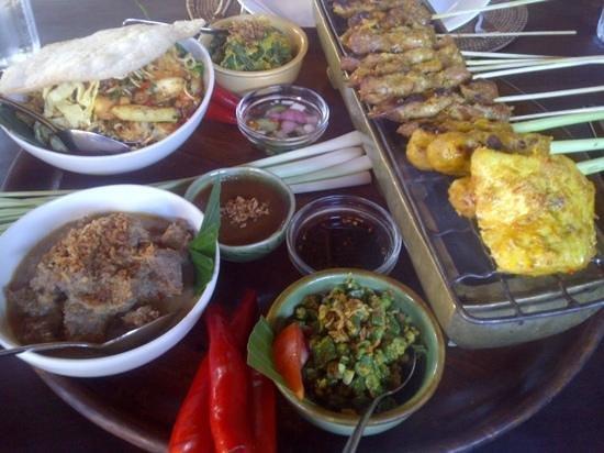 Bumbu Bali: Lunch1