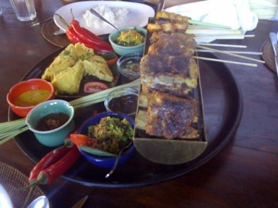 Bumbu Bali: Lunch2