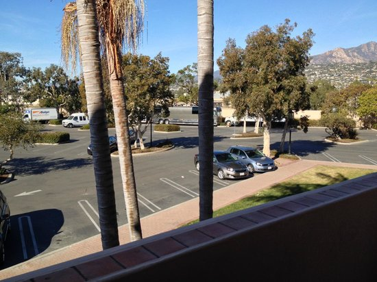 The Fess Parker - A Doubletree by Hilton Resort: view from our porch