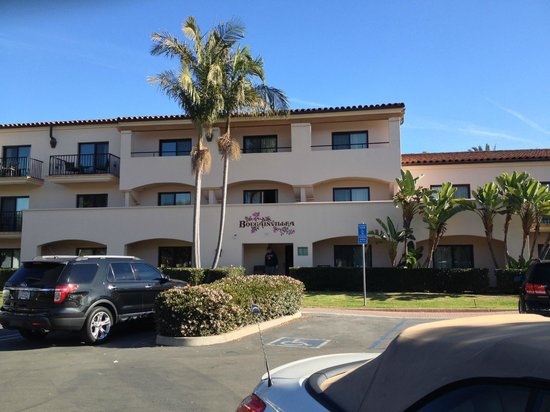 The Fess Parker - A Doubletree by Hilton Resort: our building