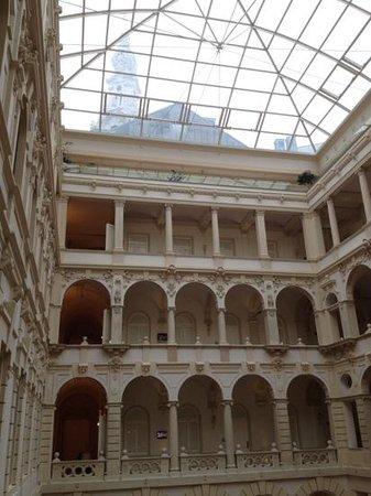 Boscolo Budapest, Autograph Collection: Lobby Atrium
