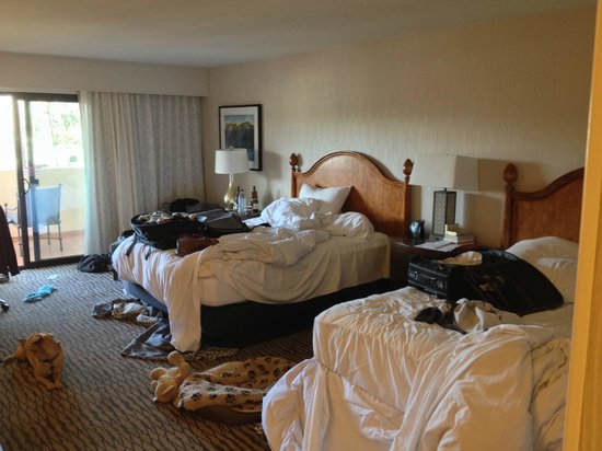 The Fess Parker - A Doubletree by Hilton Resort: the room