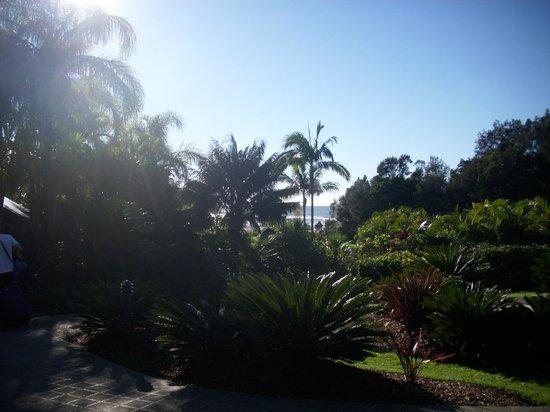 BreakFree Aanuka Beach Resort: View