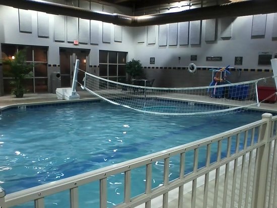 Hampton Inn and Suites Chicago / Aurora: Main pool