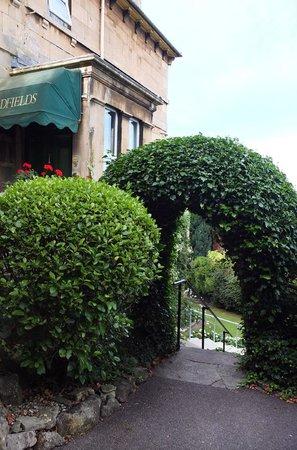 Oldfields House: Garden
