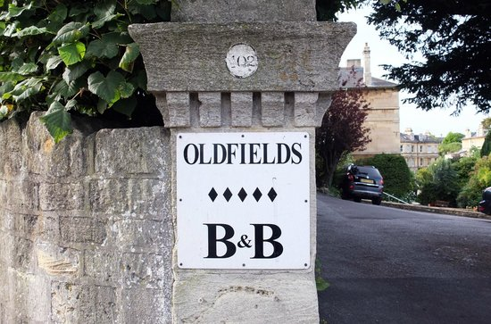 Oldfields House Gate
